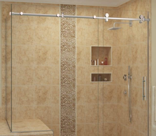 Glass Shower Doors and Enclosures in Everett & Glass Shower Doors and Enclosures in Everett WA - Sale and Installation